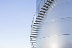 Staircase outside