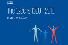 The Czechs between 1990 and 2015