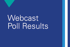 Webcast Poll Results