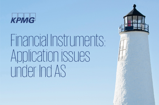 Financial Instruments: Application issues under Ind AS