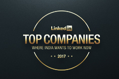 KPMG in India ranks third on LinkedIn 2017 Top Companies List for India