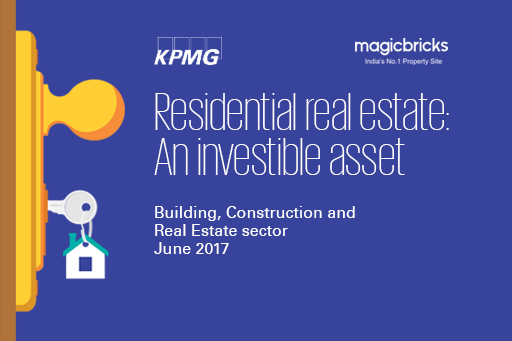 Residential realestate: An investible asset
