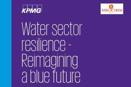 Water Sector Resilience - Reimagining a blue future