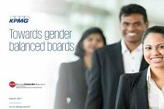 Towards gender balanced boards