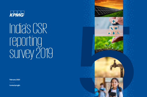 India's CSR reporting survey 2019