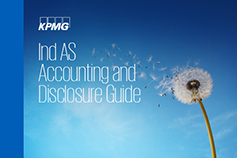 Ind AS Accounting and Disclosure Guide (April 2020)