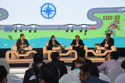 In discussion - Circular Economy in Energy and Resources