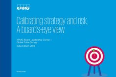 Calibrating Strategy and Risk: A board's-eye view