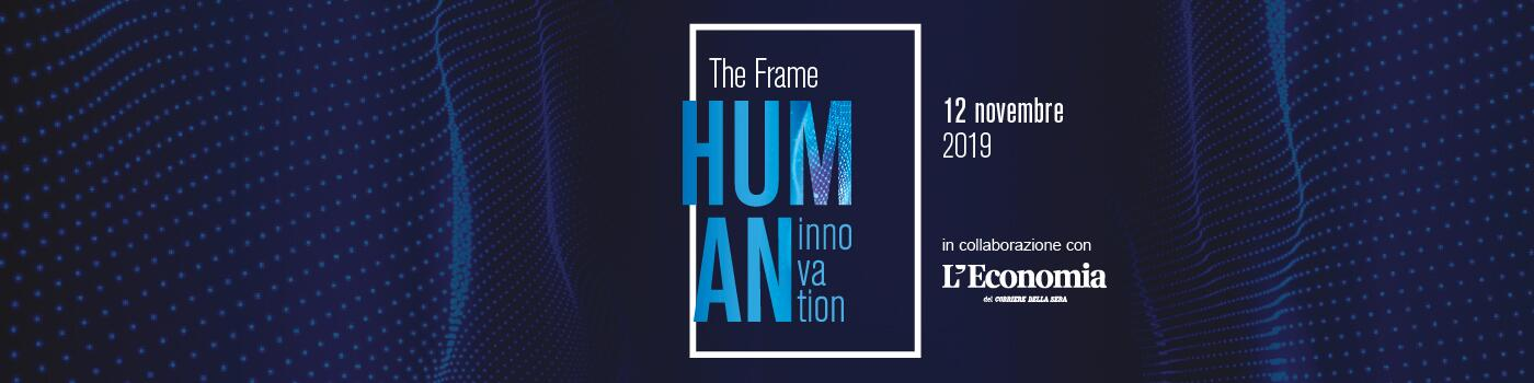The Frame: Human Innovation