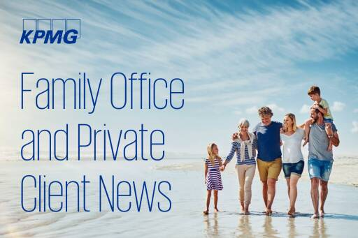 Family Office & Private Client News