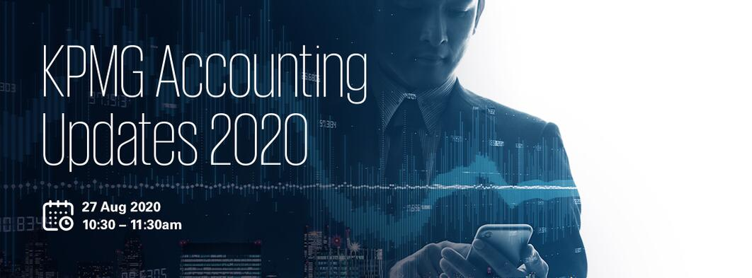 KPMG Accounting Updates 2020