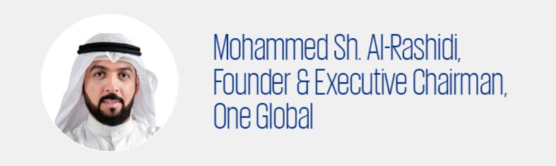 Mohammed Sh. Al-Rashidi, Founder & Executive Chairman, One Global