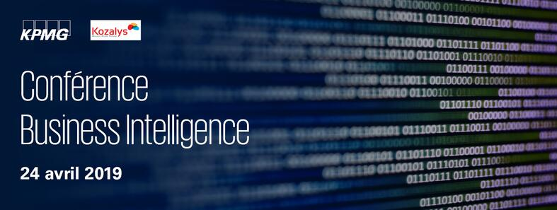 Conférence Business Intelligence