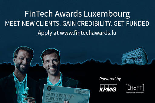 FinTech Awards 2016 Winner