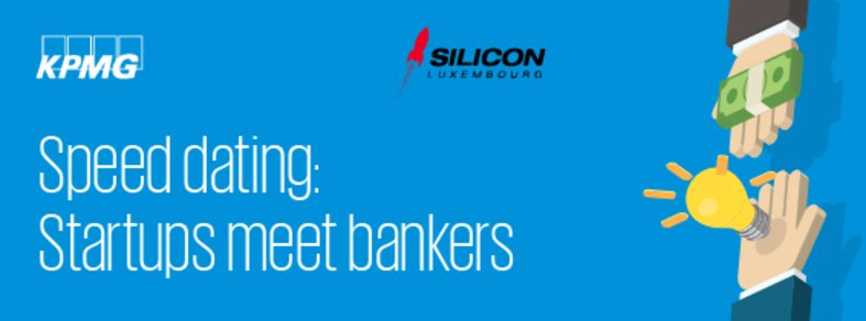 Speed dating: Startups meet bankers