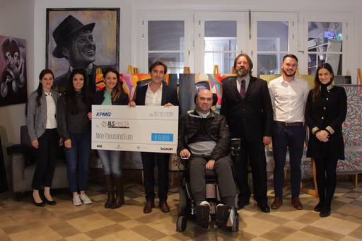 KPMG iGaming Initiative Raises Much Needed Funds for ALS Malta