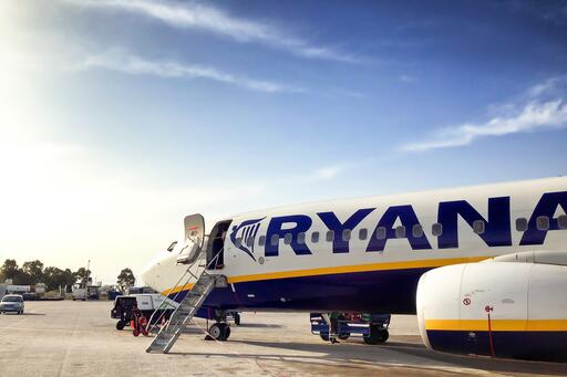 Ryanair's subsidiary Malta Air, certified as Air Operator in Malta