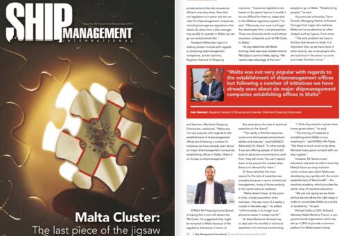 The Future of Ship Management and P&I Clubs