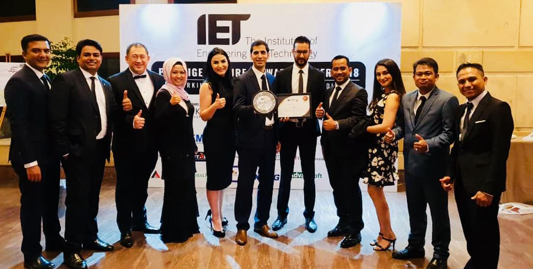 KPMG in Malaysia has been recognized as a cyber security leader by the Institution of Engineering and Technology in Malaysia (IET).
