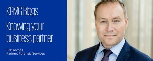 Erik Arvnes, KPMG Blogs