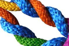 Inclusion and Diversity rope