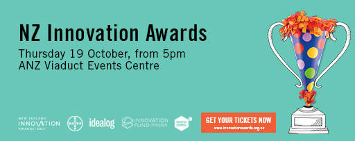 NZ Innovation Awards 2017