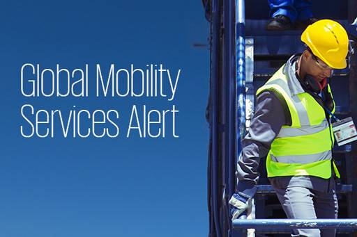 Global Mobility Services Alert