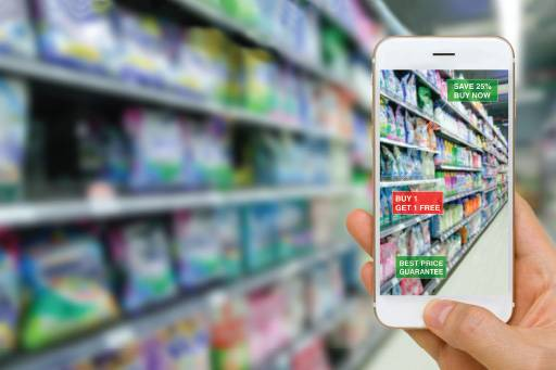Raport: Disruptive influences: three key trends transforming the face of retail
