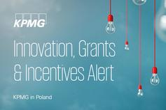 Innovations, Grants & Incentives Alert