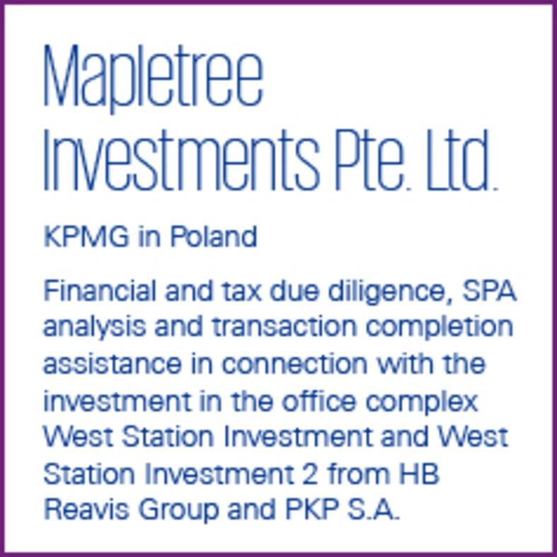 Mapletree Investments Pte. Ltd.