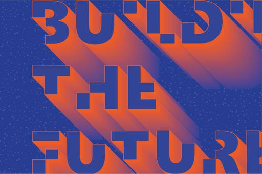 building the future image