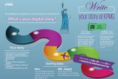 Write your story at KPMG!