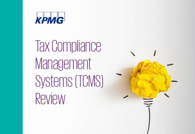 Tax Compliance Management Systems (TCMS) Review