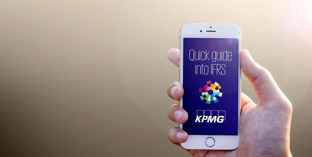 Quick Guide into IFRS app