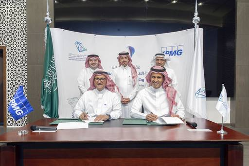 The Ministry of Communications and Information Technology (MCIT), signed a Memorandum of Understanding (MoU) Yesterday with KPMG Al Fozan & Partners
