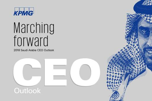 KPMG's 2018 Saudi CEO Outlook is now available.