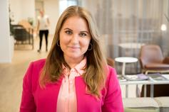 Isabella Jonsson på Digital Transformation och Innovation på KPMG