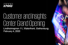 Customer and Insights Center Grand Opening