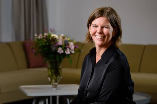 Annica Hedmark Head of People & Culture på KPMG