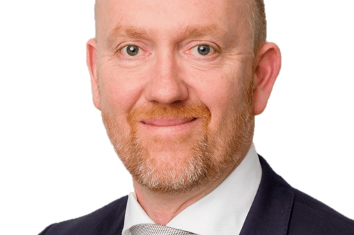 Mads Raahede, KPMG Denmark Head of Financial Services, moderator