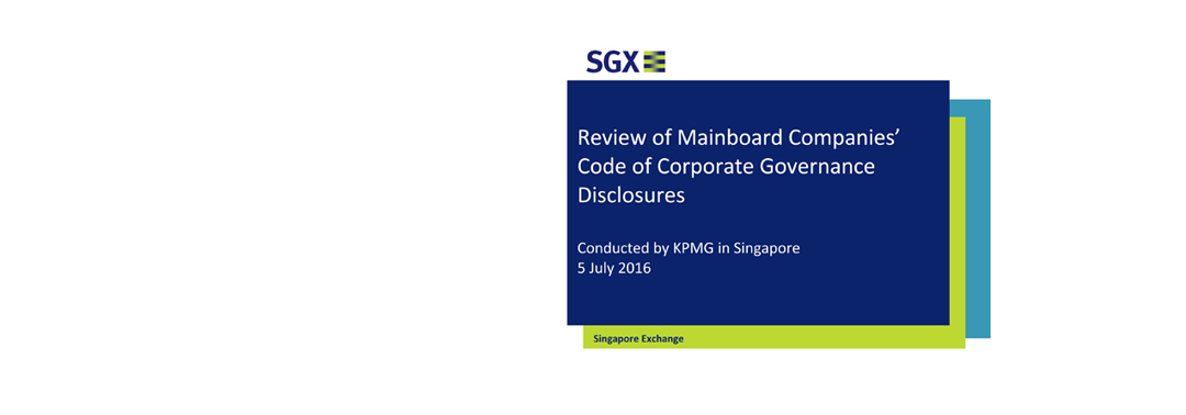 research and report on current issues and trends in corporate governance reporting