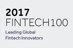 The Fintech100 – Announcing the world's leading  fintech innovators for 2017