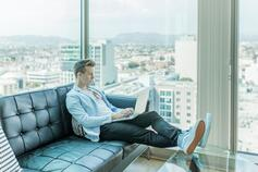 Effective business function through remote working