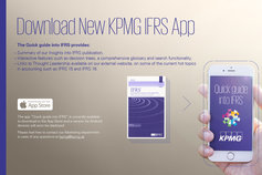 New KPMG IFRS App