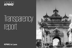 KPMG in Laos Transparency Report 2016