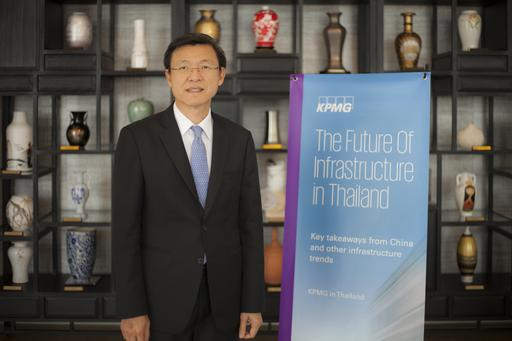 Tanate Kasemsarn, Head of Infrastructure, Government, Healthcare and Hotel, KPMG Thailand