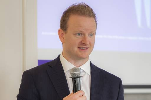 Mark Thompson, Global Privacy Lead, KPMG in the UK
