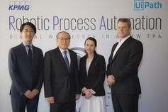KPMG in Thailand Partners with UiPath to Offer Customers Robotic Process Automation (RPA) Services