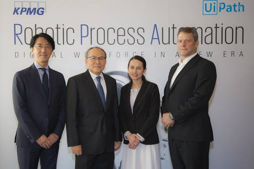 KPMG in Thailand Partners with UiPath - KPMG Thailand