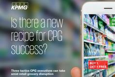 Is there a new recipe for CPG success?